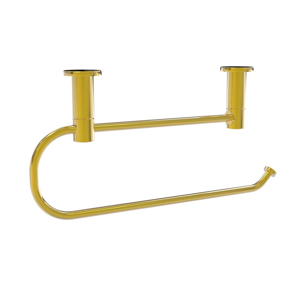 Allied Brass Fresno Collection Under Cabinet Paper Towel Holder