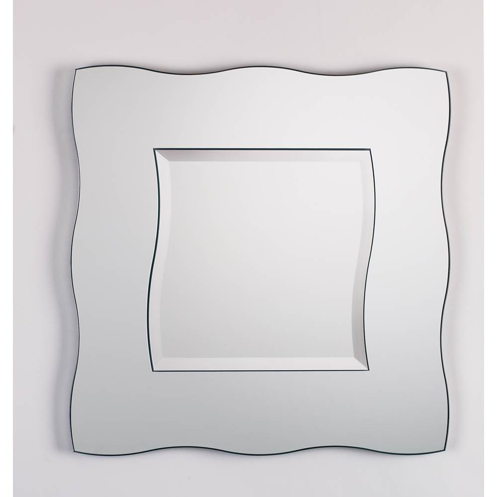 Alno Beveled Mirror