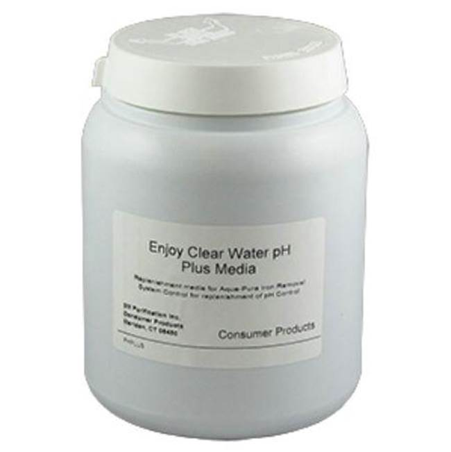 Aqua Pure 3M Water Treatement Replacement Media, , APIF/AAPM Series, 6 per 4-pound bottles