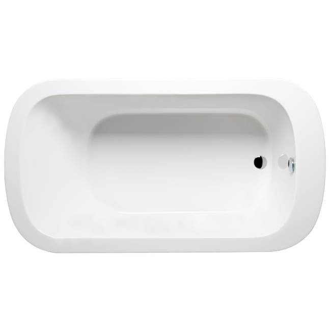 Americh Ziva 6632 - Tub Only / Airbath 2, Biscuit