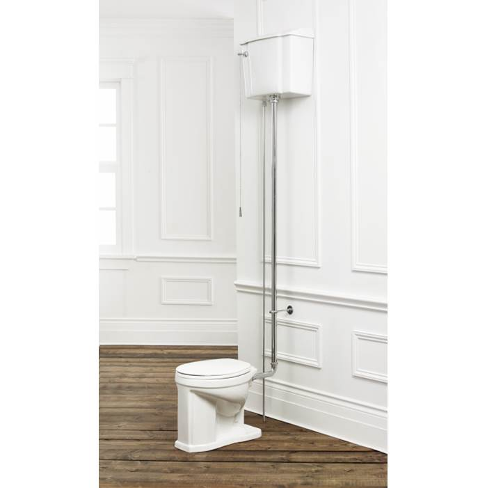 Cheviot Products High Tank Toilet