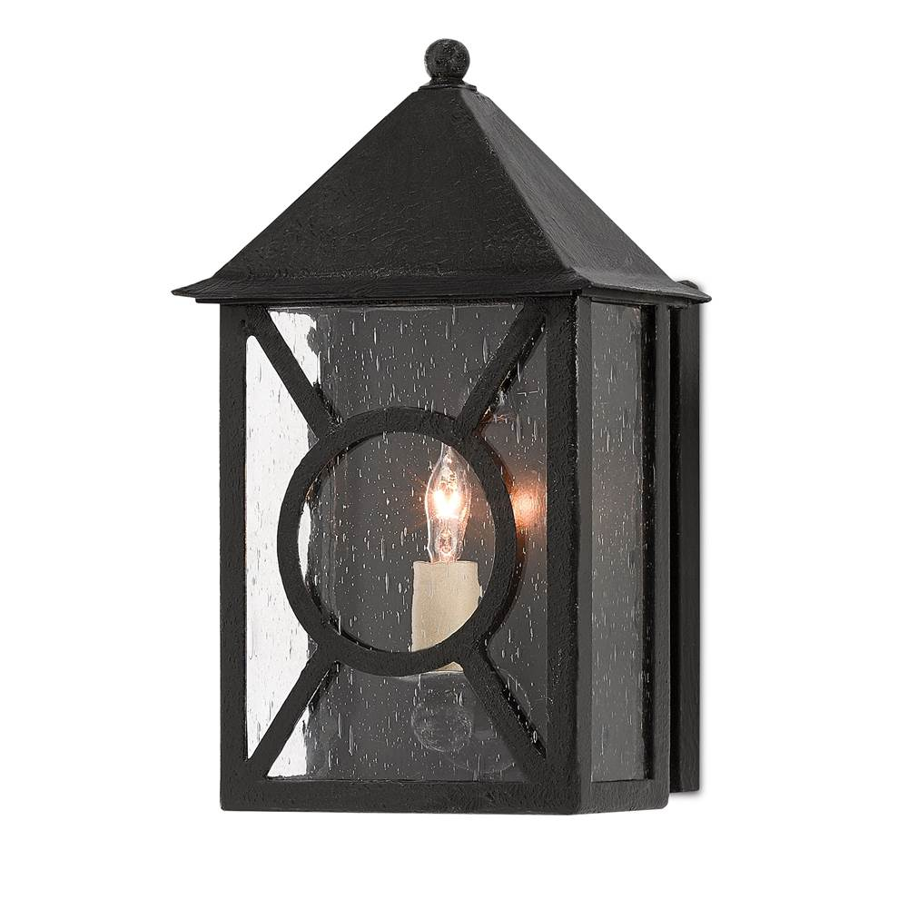 Currey And Company Ripley Small Outdoor Wall Sconce