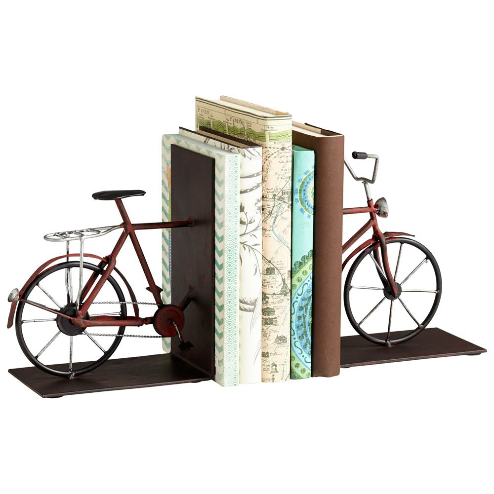 Cyan Designs Pedal Bookends