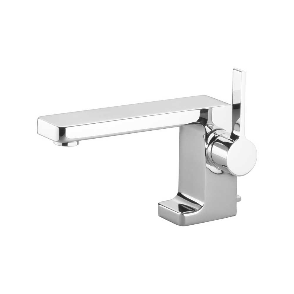 Dornbracht Single-lever lavatory mixer with drain