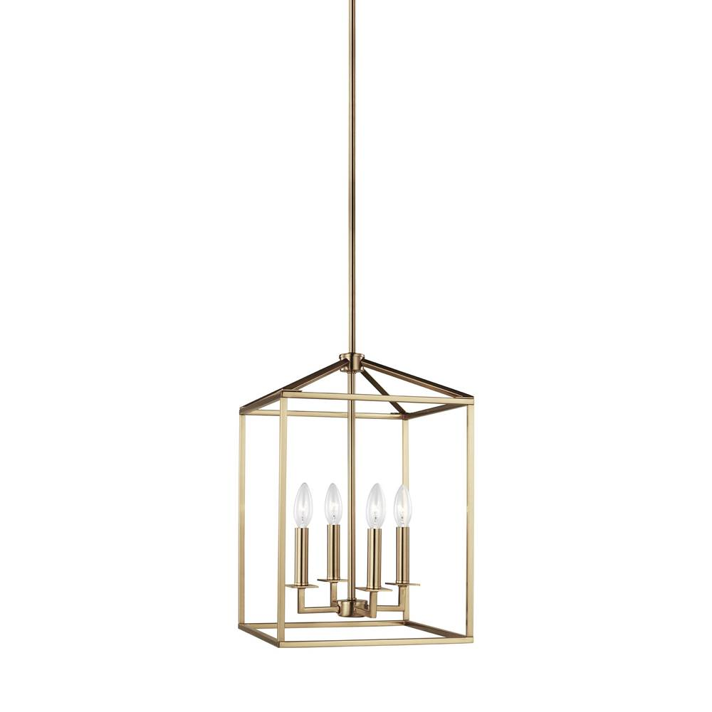 Generation Lighting Small Four Light Hall / Foyer