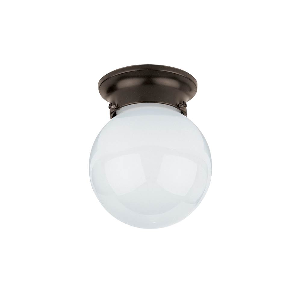 Generation Lighting One Light Ceiling Flush Mount
