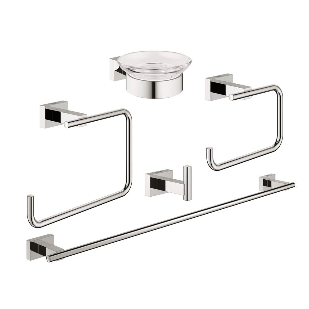 Grohe 5-in-1 Accessory Set