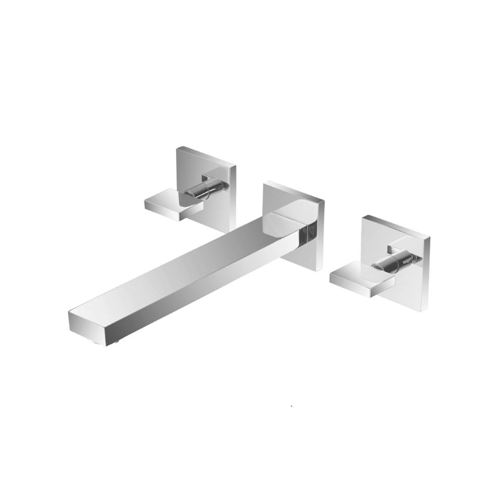 Isenberg Trim For Two Handle Wall Mounted Bathroom Faucet