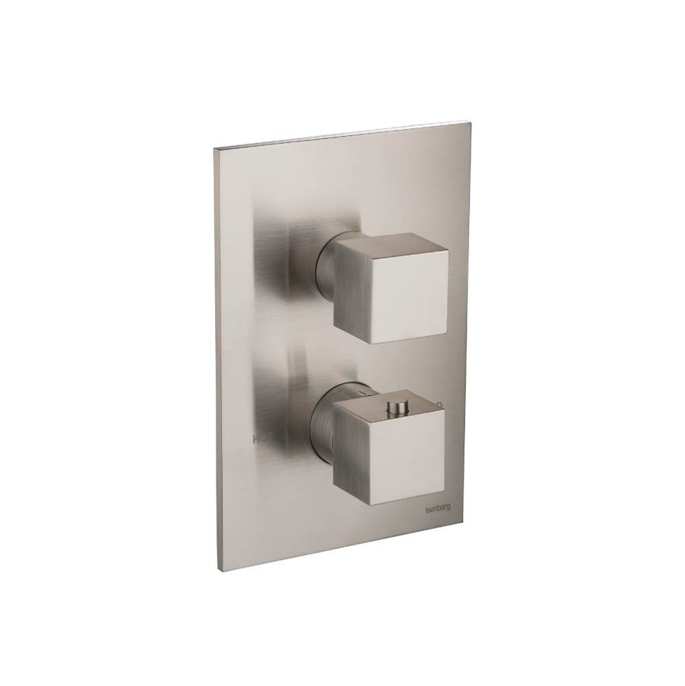 Isenberg 3/4'' Thermostatic Valve with 3-Way Diverter and Trim
