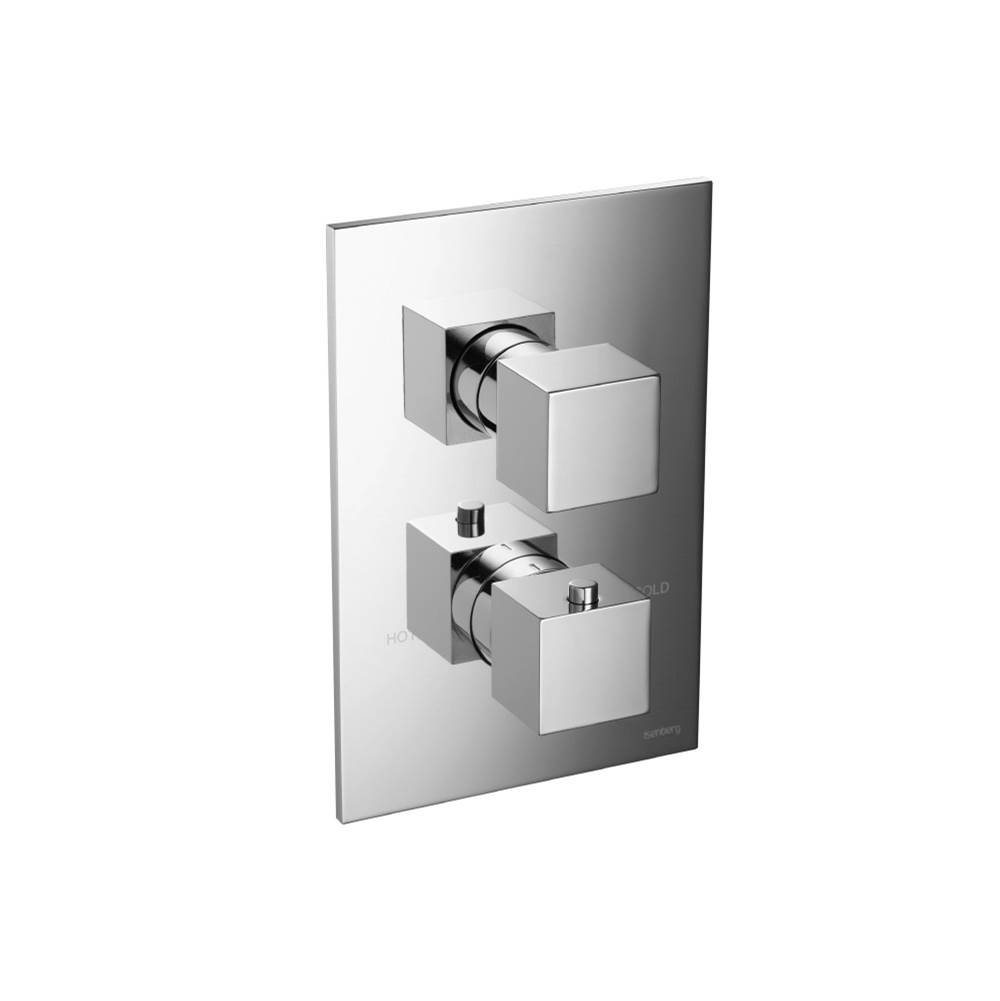 Isenberg Trim For Thermostatic Valve With 2-Way Diverter - Use With TVH.4420