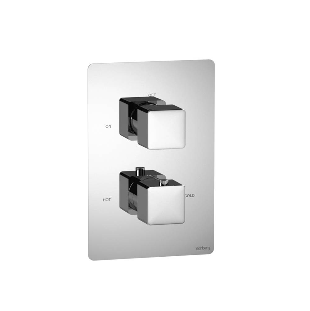 Isenberg Trim For 3/4'' Thermostatic Valve With Volume Control - Use With TVH.4101