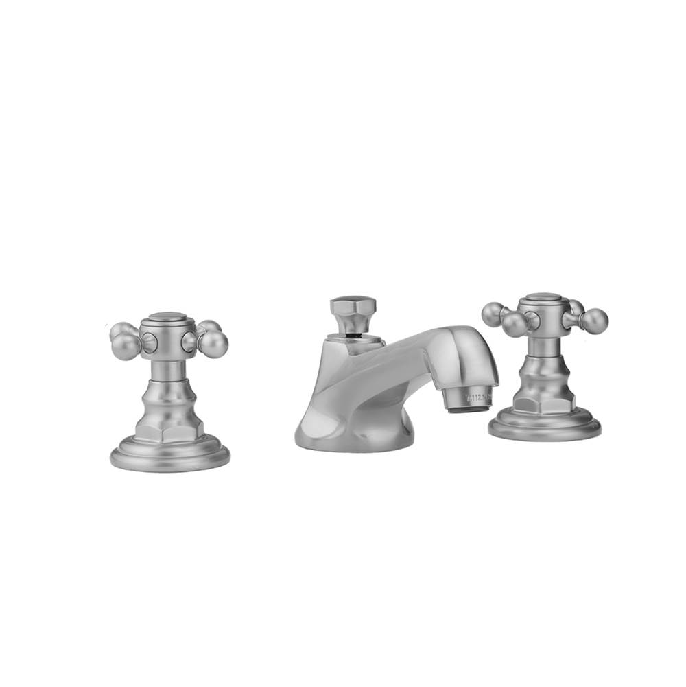 Jaclo Westfield Faucet with Ball Cross Handles- 0.5 GPM