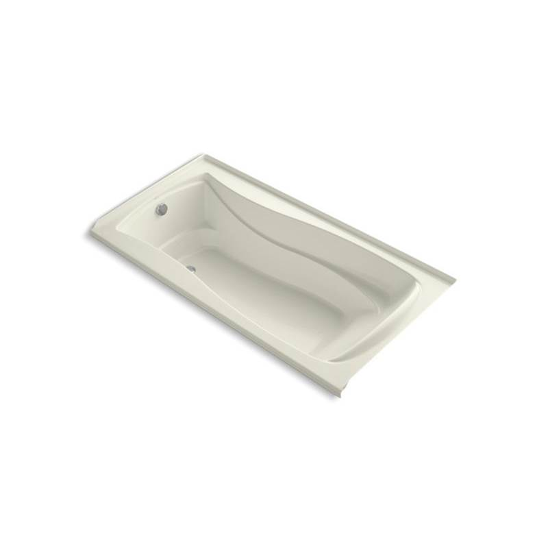 Kohler Mariposa® 72'' x 36'' alcove bath with integral flange and left-hand drain