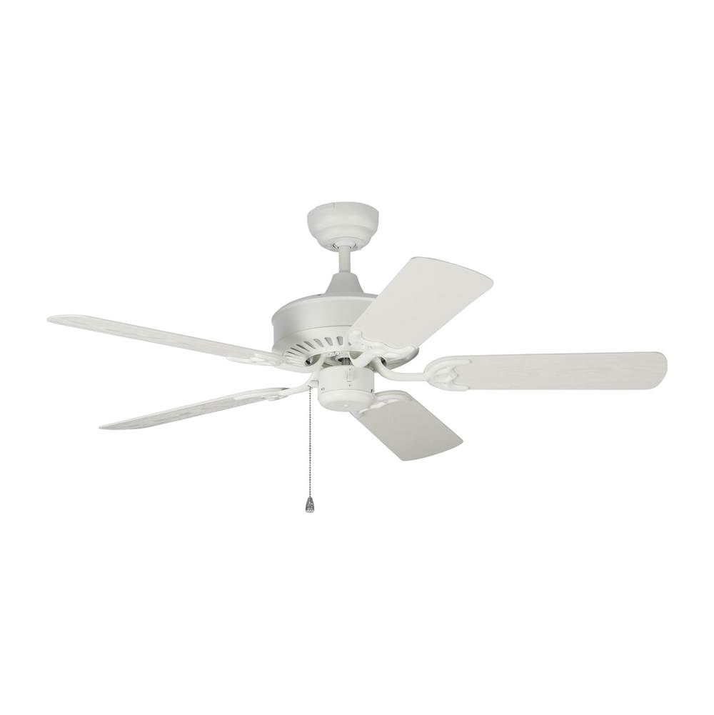 Monte Carlo Fans 44'' Haven Outdoor - Matte White