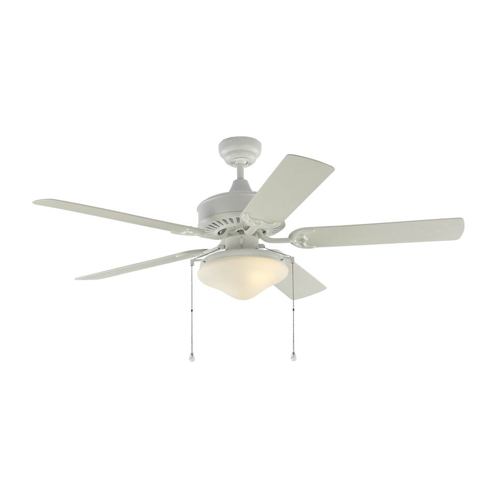 Monte Carlo Fans 52'' Haven Outdoor Led - Matte White