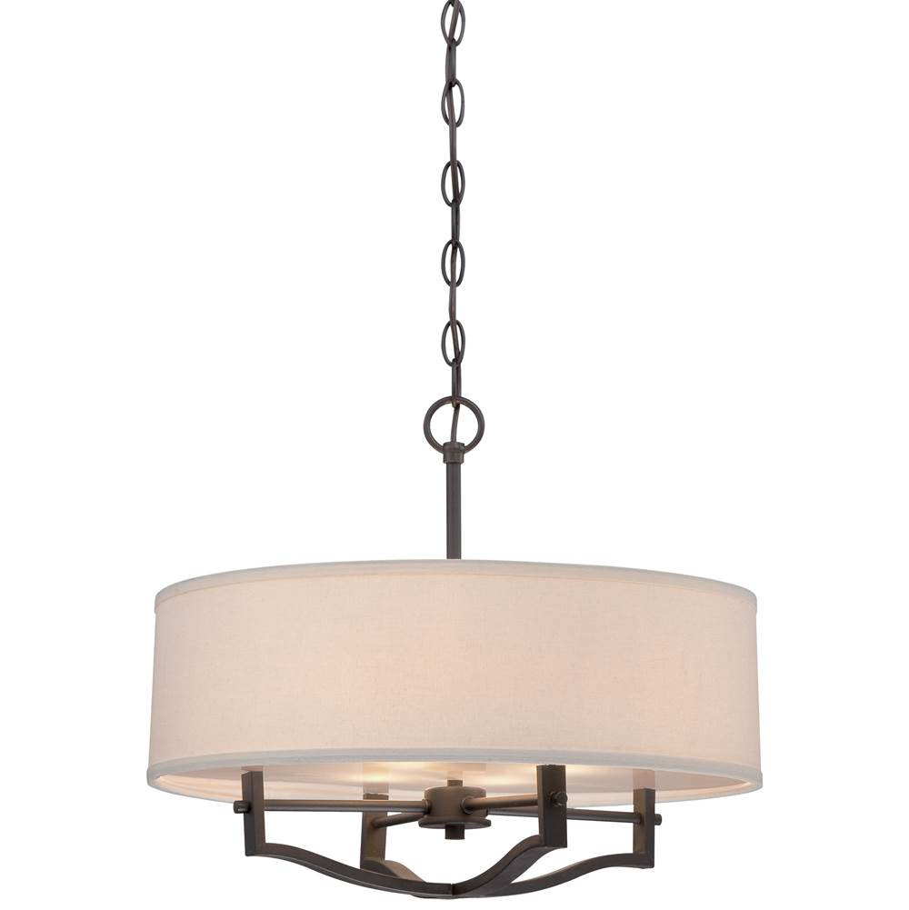 Minka-Lavery 3 Light Drum Pendant
