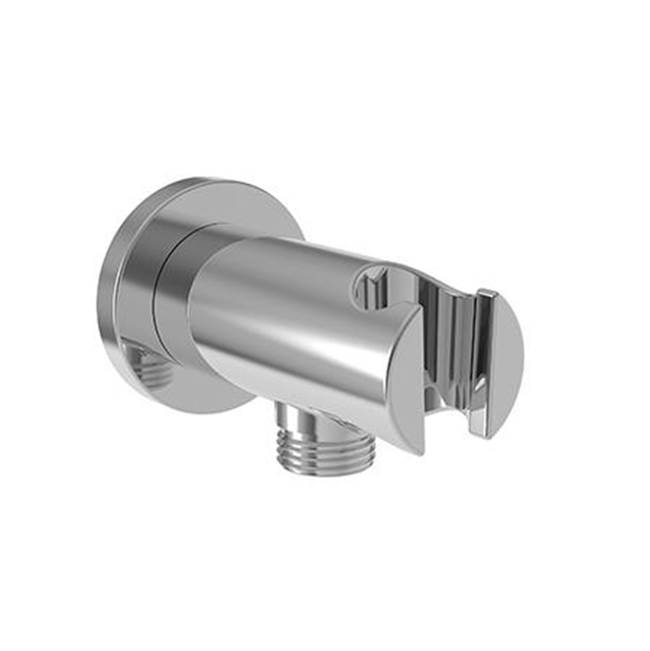 Newport Brass Wall Supply Elbow and Holder for Hand Shower Hose