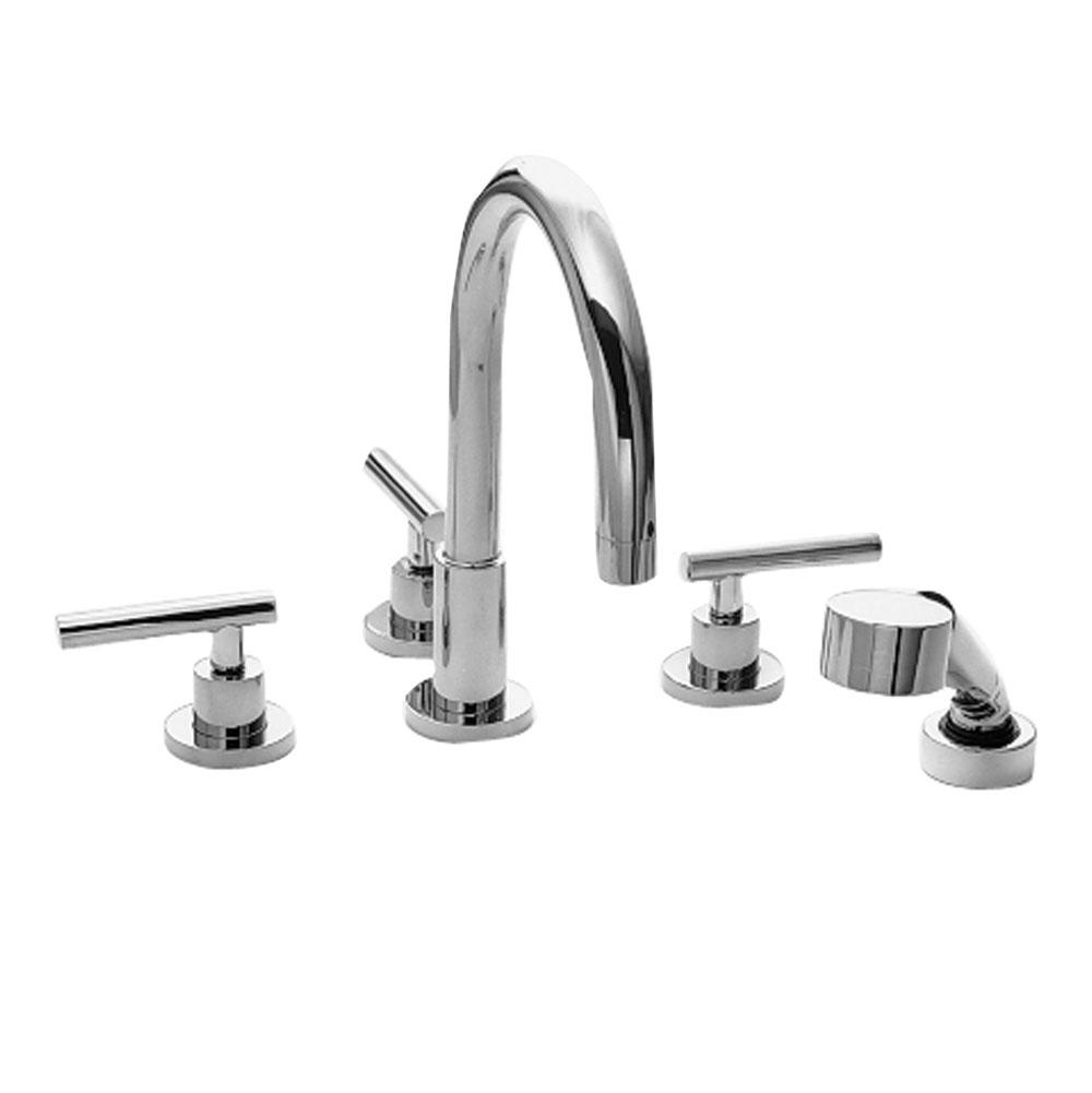 Newport Brass Roman Tub Faucet with Hand Shower