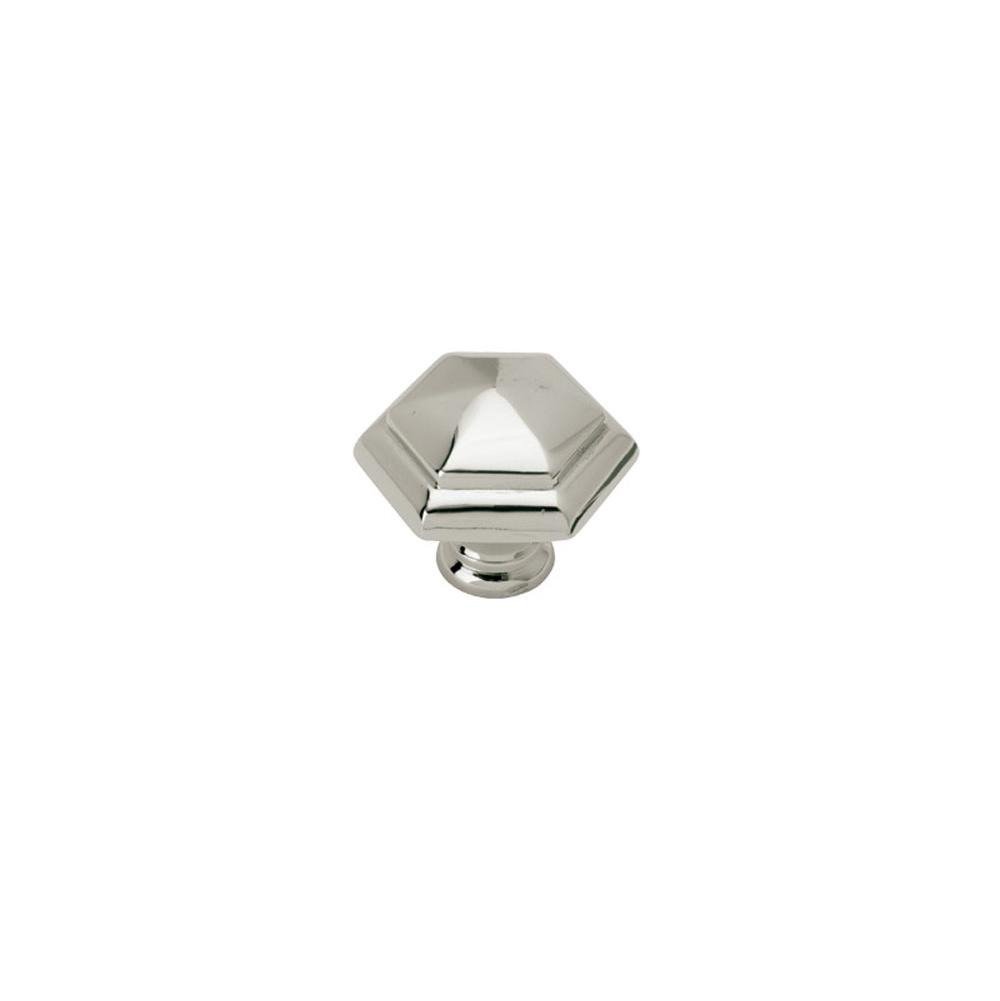 Phylrich Cab Knob, Le Verre/L
