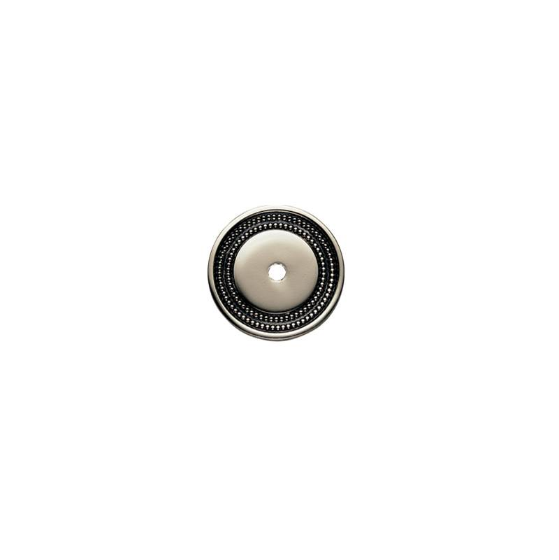 Phylrich Cab Knob Back Plate,