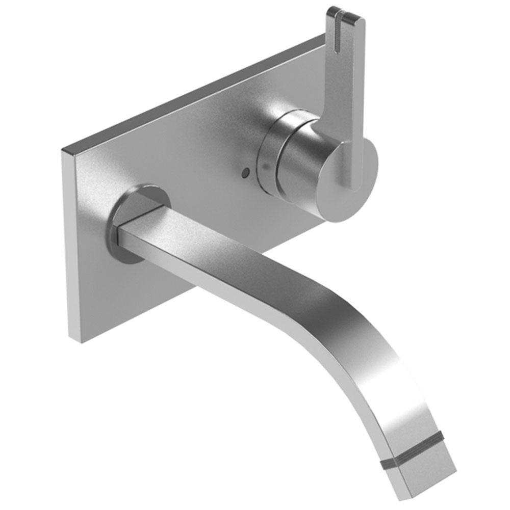 Rubinet Wall Mount Single Control Lav (Less Drain) Trim Only