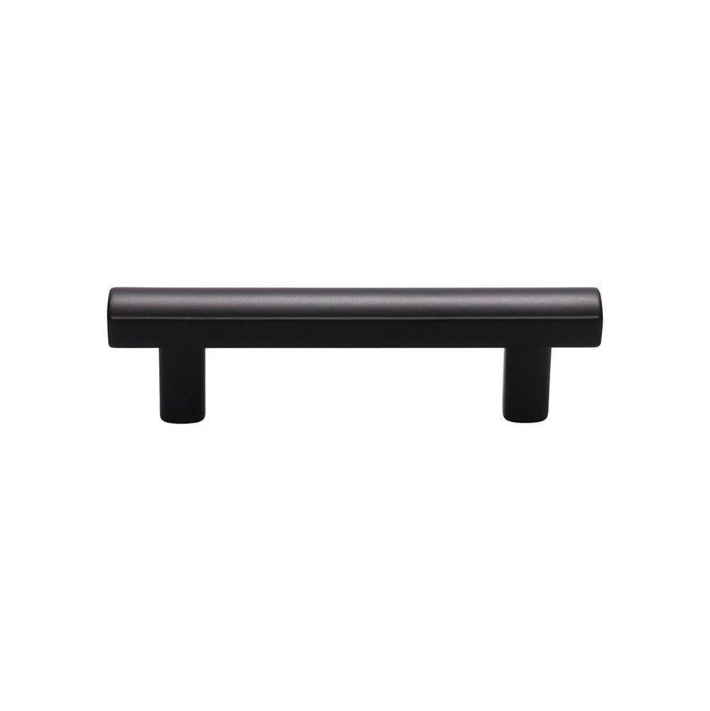 Top Knobs Hillmont Pull 3 Inch (c-c) Flat Black