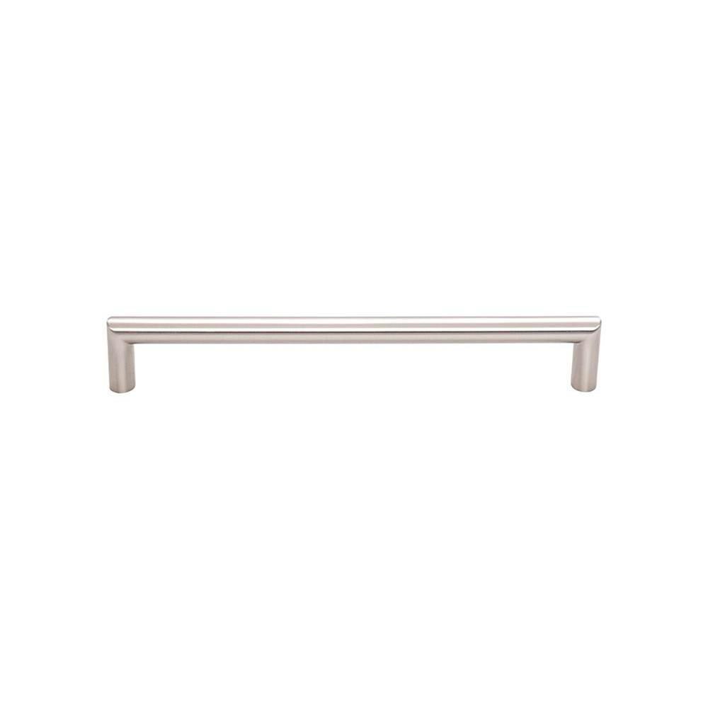 Top Knobs Kinney Pull 7 9/16 Inch (c-c) Brushed Satin Nickel