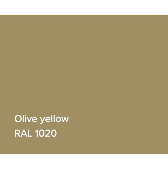 Victoria + Albert Basin Olive Yellow In Gloss