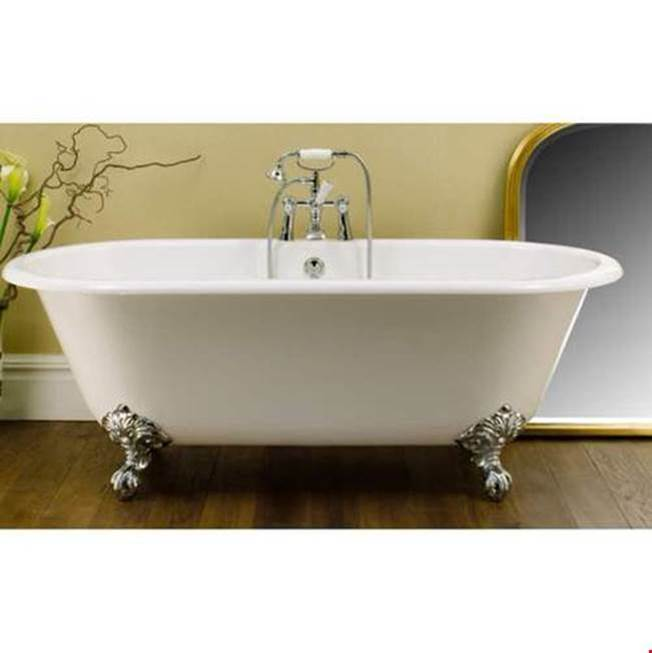 Victoria + Albert Cheshire 69'' x 31'' Freestanding Soaking Bathtub
