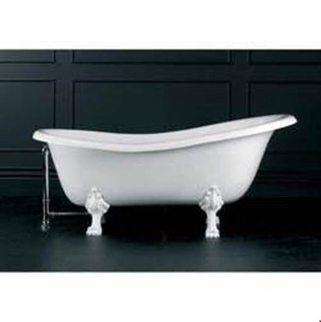 Victoria + Albert Roxburgh 68'' x 32'' Freestanding Slipper Bathtub